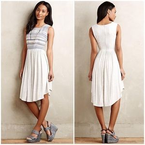 {Anthropologie} Dolan Left Coast Sabado Dress
